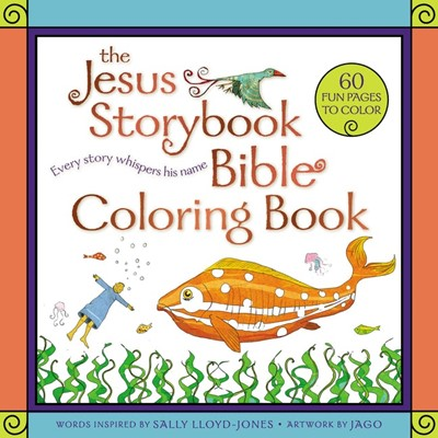 The Jesus Storybook Bible Coloring Book (Paperback)