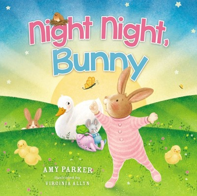 Night Night, Bunny (Board Book)