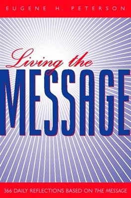 Living The Message (Paperback)