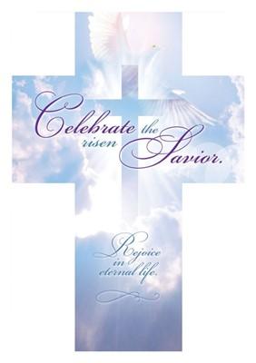 Celebrate the Risen Savior Easter Bookmark (pack of 25) (Bookmark)