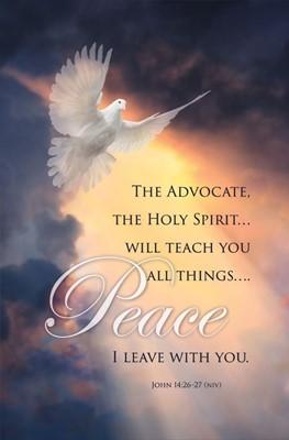 Pentecost Bulletin (pack of 100) (Bulletin)