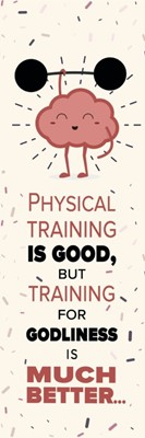 Physical Training Kids Bookmark (pack of 25) (Bookmark)