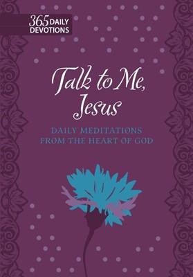 Talk to Me, Jesus (Imitation Leather)