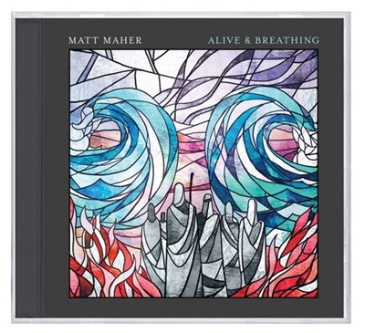 Alive and Breathing CD (CD-Audio)