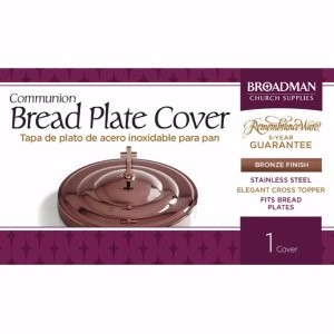 Bronze Bread Plate Cover (General Merchandise)