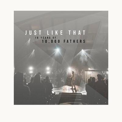 Just Like That CD (CD-Audio)