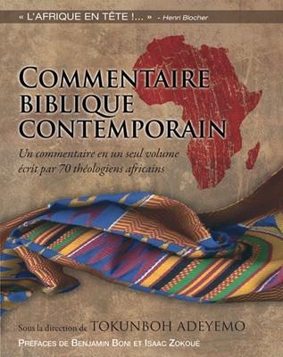 Commentaire Biblique Contemporain (Hard Cover)
