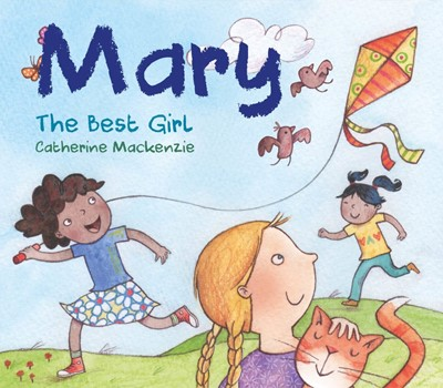 Mary – the Best Girl (Board Book)