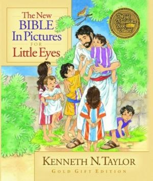 Bible in Pictures for Little Eyes (Hard Cover)