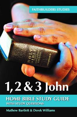 1, 2 & 3 John (Paperback)