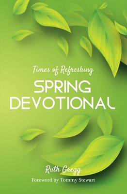 Times of Refreshing: Spring Devotional (Paperback)