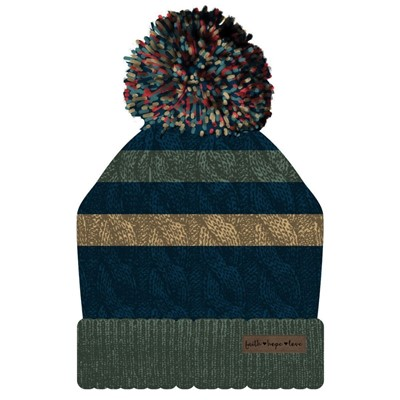 Faith Hope Love Grace & Truth Beanie (General Merchandise)
