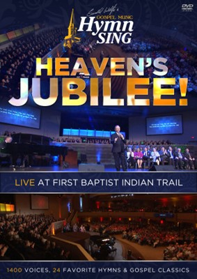 Gospel Music Hymn Sing Heaven's Jubilee! DVD (DVD)