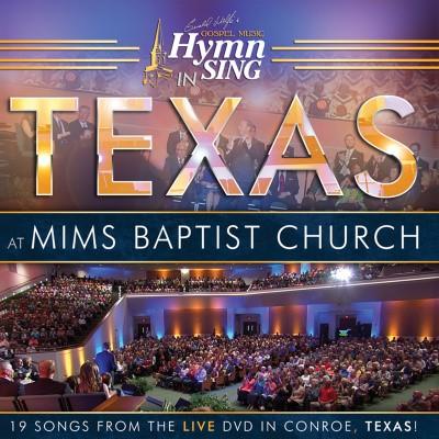 Gospel Music Hymn Sing Texas CD (CD-Audio)
