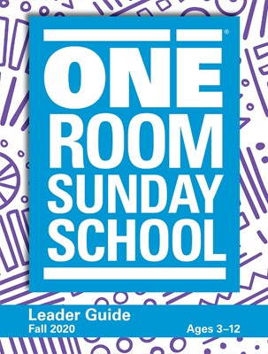 One Room Sunday School Fall 2020 Leader Guide (Paperback)