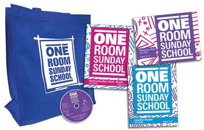 One Room Sunday School Fall 2020 Kit (Kit)