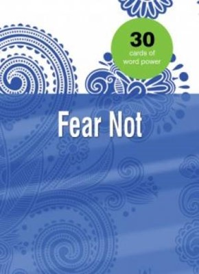 Word Power Cards: Fear Not (Cards)