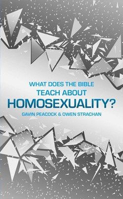 What Does the Bible Teach about Homosexuality? (Hard Cover)