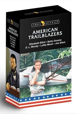 Trailblazer Americans Box Set 7 (Paperback)