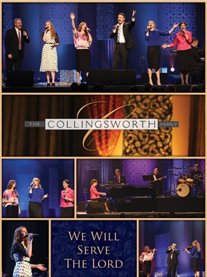 We Will Serve The Lord DVD (DVD)