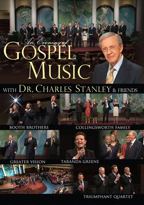 Evening of Gospel with Dr Charles Stanley DVD (DVD)
