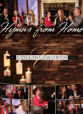 Hymns From Home DVD (CD-Audio)