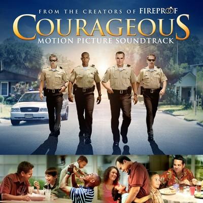 Courageous Soundtrack CD (CD-Audio)