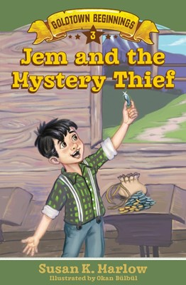 Jem and the Mystery Thief (Paperback)