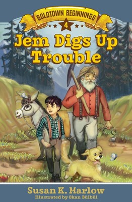Jem Digs Up Trouble (Paperback)
