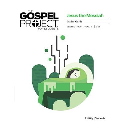 Gospel Project for Students: Leader Guide, Spring 2020 (Paperback)
