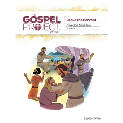 Gospel Project: Younger Kids Activity Pages, Summer 2020 (Paperback)