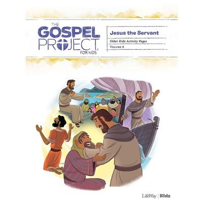 Gospel Project: Older Kids Activity Pages, Summer 2020 (Paperback)