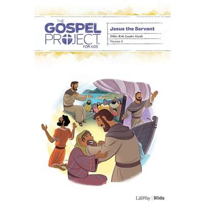 Gospel Project: Older Kids Leader Guide, Summer 2020 (Paperback)