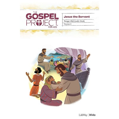 Gospel Project: Younger Kids Leader Guide, Summer 2020