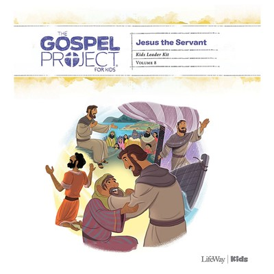 Gospel Project: Kids Leader Kit, Summer 2020 (Kit)