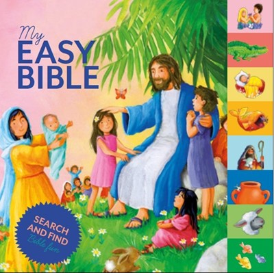 My Easy Bible (Board Book)