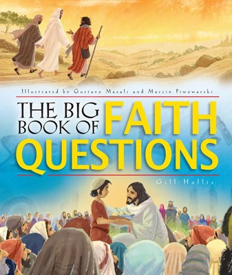 The Big Book of Faith Questions (Hard Cover)