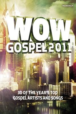 WOW Gospel 2011 DVD (CD-Audio)