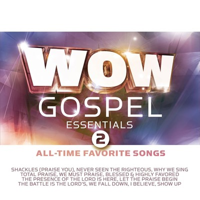 WOW Gospel Essentials 2 [CD] (CD-Audio)