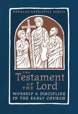 The Testament of the Lord (Paperback)