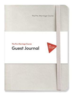 Pre-Marriage Course Guest Journal (Imitation Leather)