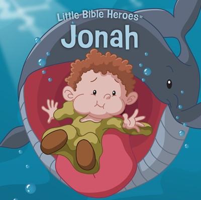 Little Bible Heroes: Jonah (Board Book)