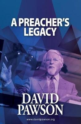 Preacher's Legacy, A (Paperback)