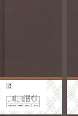 Ezra Journal, Charcoal Cloth (Hard Cover)