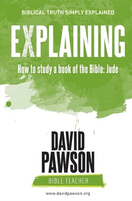 Explaining How to Study a Book of the Bible: Jude (Paperback)