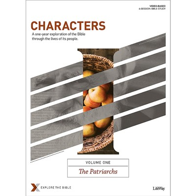 ETB Characters Volume 1 Bible Study Book (Paperback)