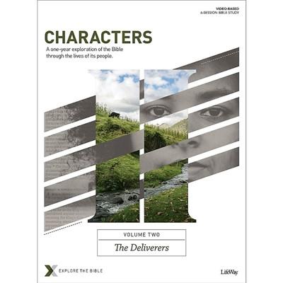 ETB Characters Volume 2 Bible Study Book (Paperback)