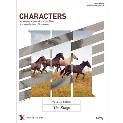 ETB Characters Volume 3 Bible Study Book (Paperback)