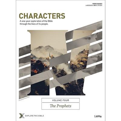 ETB Characters Volume 4 Bible Study Book (Paperback)
