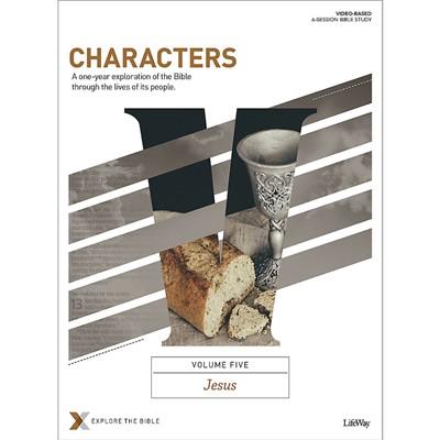 ETB Characters Volume 5 Bible Study Book (Paperback)